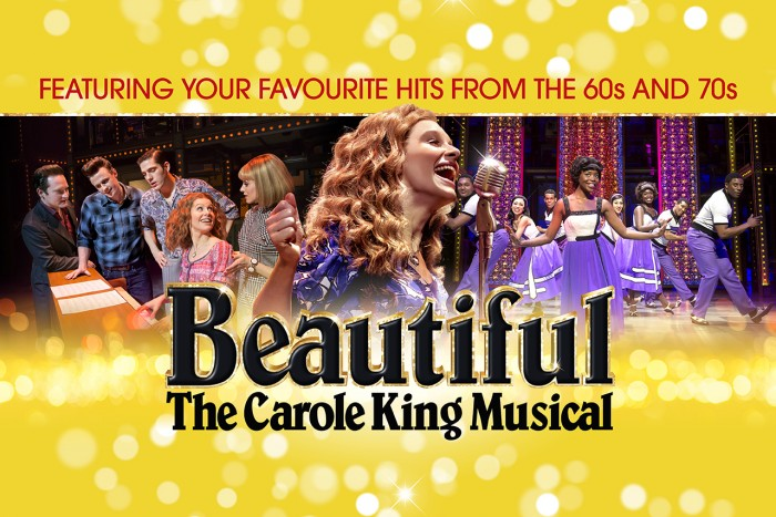 BEAUTIFUL – The Carole King Musical poster image