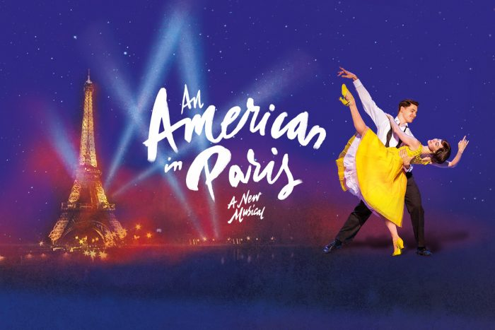 An American in Paris poster image
