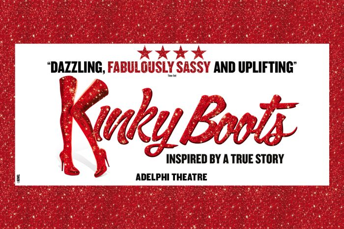 Kinky Boots poster image